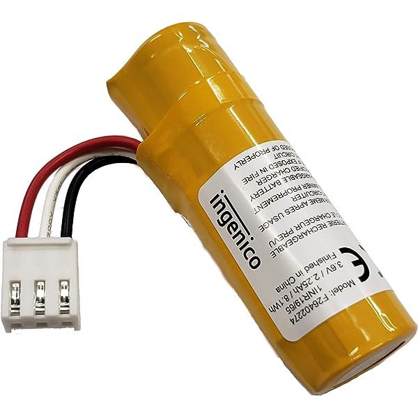 296110884 iWL251 iWL280 Replacement Battery for Ingenico Iwe280 iWL252 IWL220 iWL250 GPRS F26401964 F26402274 iWL251 NFC iWL255 L01J44006 Move 2500 295006044 L01J44007 iWL250 Bluetooth