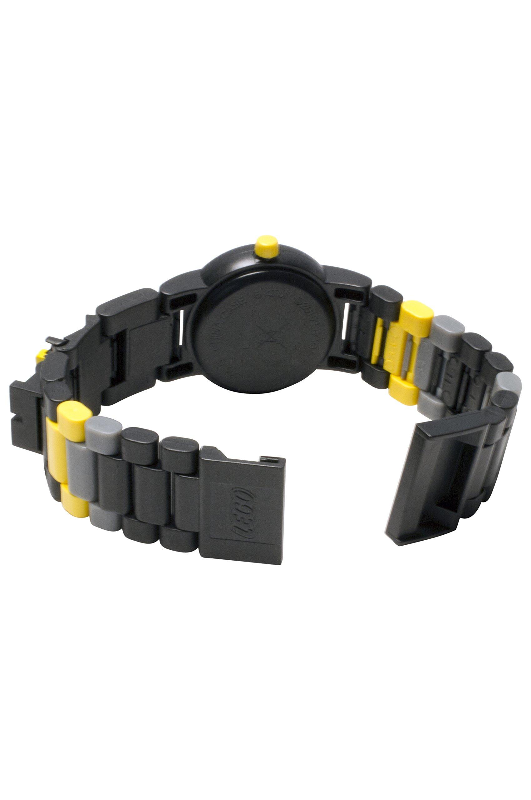 LEGO Batman 8020837 Orologio da polso componibile per bambini con minifigure Batman 5 spesavip