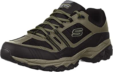 Skechers After Burn Memory Fit-Strike off, Oxford Uomo