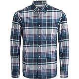 Jack & Jones Jormason Shirt LS Org Camisa para Hombre