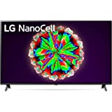 LG 123 cm (49 inches) 4K Ultra HD Smart NanoCell TV 49NANO80TNA (Black) (2020 Model)
