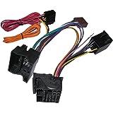 Sound-way Cable Connector ISO de audio con Adaptador de ...