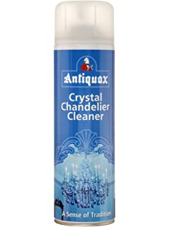 Chandelier & Crystal Light Shade Cleaner Spray 500ml | Lakeland