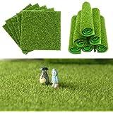 1PCS DIY Mini Fairy Garden Simulation Plants Artificial Fake Moss Decorative Lawn Turf Green Grass Micro Landscape Decoration