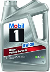 Mobil 1 5W30 Fully Synthetic Engine Oil (4 L)