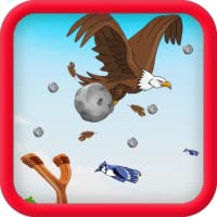 Eagle Hunting New catapult Shooting Game Free