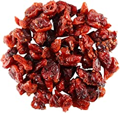 SorichOrganics Unsulphured, Unsweetened and Naturally Dried Sliced Cranberries (400g)