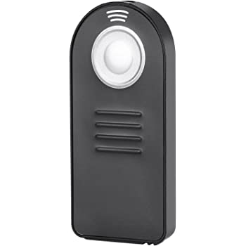 Neewer IR Wireless Shutter Release Remote Control for Canon Nikon Sony Pentax DSLR Cameras