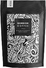 Nordish.Coffee Lively – 500 g Kaffeebohnen – Premium Kaffee Ganze Bohnen – Fair und Direkt – Schonend und Frisch in kleinen Mengen nahe Hamburg Geröstet