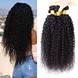 8A Tissage Bresilien Boucle Meches Bresiliennes Cheveux Naturel Brésilienne Cheveux Bresilien Tissage Cheveux Remy Brésiliens