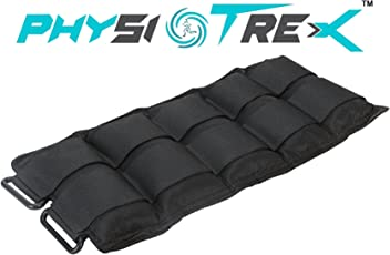 Physiotrex Physio Solutions Physiotherapy Equipments Weight Cuff (2 KG)