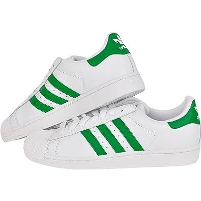Adidas Schuhe Weiß Grün