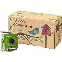 Green Feathers Caméra HD WiFi pour cage à oiseaux