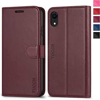 Pierre Case Genuine Leather Multi-functional Back Cover For Apple