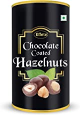 Effete Chocolate Coated Roasted Hazelnuts Chocolate - 96 Grams
