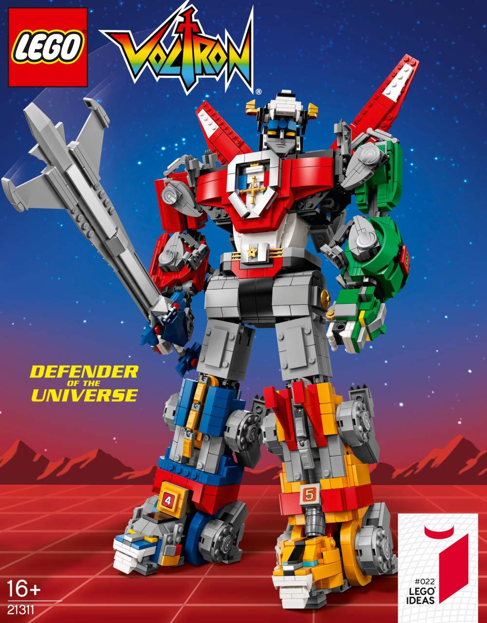 LEGO- Ideas Voltron, Multicolore, 21311 5 spesavip