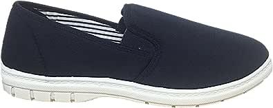 """Scarpe da uomo di tela modello """"Tree Brett"""", con ampia suola antiscivolo, scarpe da ginnastica disponibili nei numeri dal 39,5 al 47"""