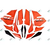 Motorcycle Bike Body Fancy Stickers & Decals kit Stickers for KTM RC 200