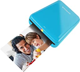 Polaroid Zip Mobile Printer Blue