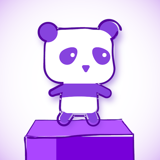 Stick Panda Plank: reach the platforms - popular super simple fun games for free (2018) no wifi -