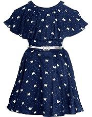 Naughty Ninos Cotton Cut-Out Dress
