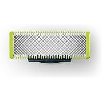 Philips OneBlade Lame remplaçable QP210/50 Taillez, stylisez, rasez, 1 lame remplaçable, compatible avec tous les…