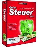 Lexware QuickSteuer 2020 für das Steuerjahr 2019|Minibox|Einfache und schnelle Steuererklärungs-Software für…