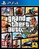 Grand Theft Auto V - ES (PS4)
