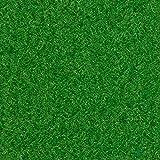 Kunstrasen Rasenteppich mit Noppen | 133, 200, und 400 cm Breite | verschiedene Größen | Höhe ca. 7,5mm | hell-grün | Größe: 1 x 1,33 m