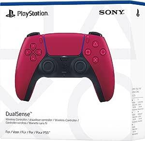 Manette sans Fil DualSense Rouge