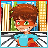 Jumpy Super Hero...