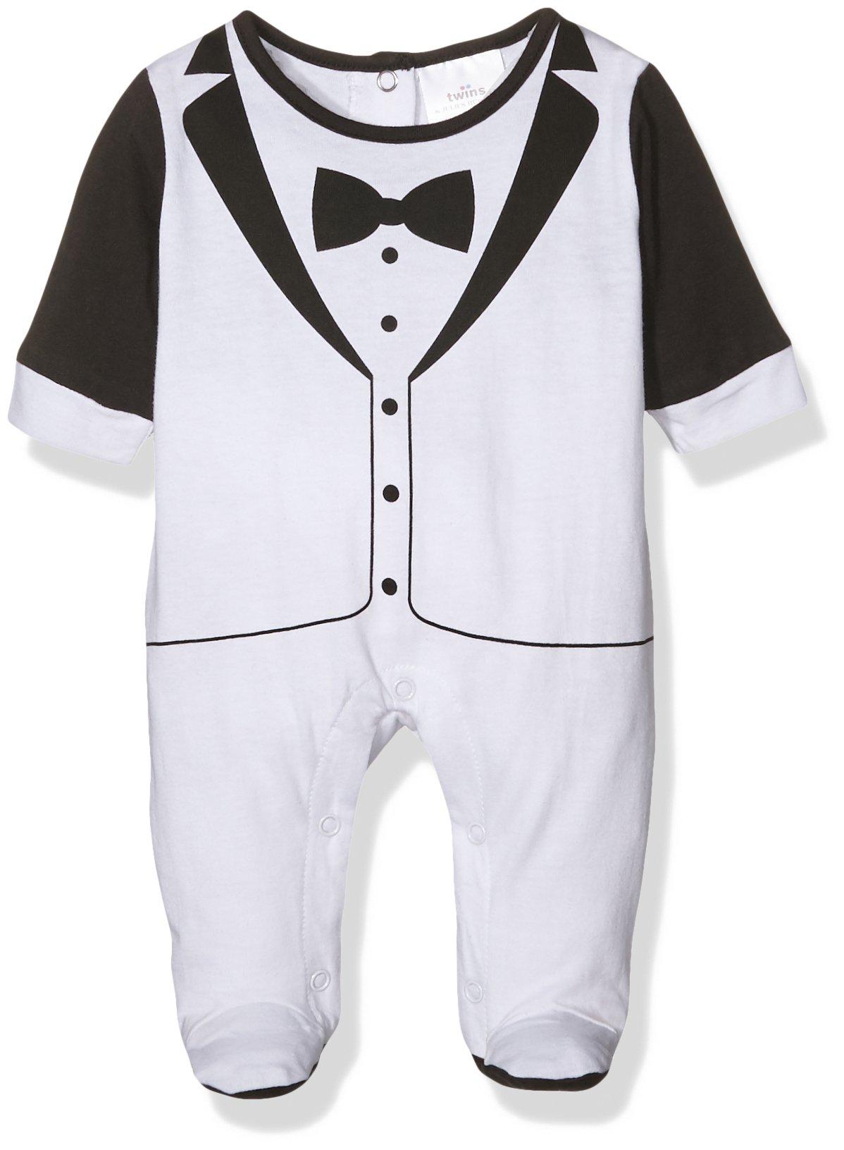 Twins Strampler White Dream - Pijama Bebé-Niños 1