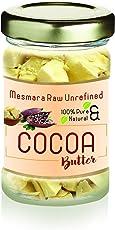 Mesmara Raw Unrefined Cocoa Butter, 50g
