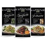 Planet Plant-Based 3-pack ekologiska bönnudlar, 3-pack. Proteinrika, glutenfria och snabba att tillaga! Edamame Spaghetti. Ed