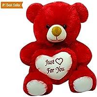 Buttercup Just for You Fibre Teddy Bear Stuffed Animal Plush Toy for Girlfriend / Children / Wife / Friends - (2 Feet…
