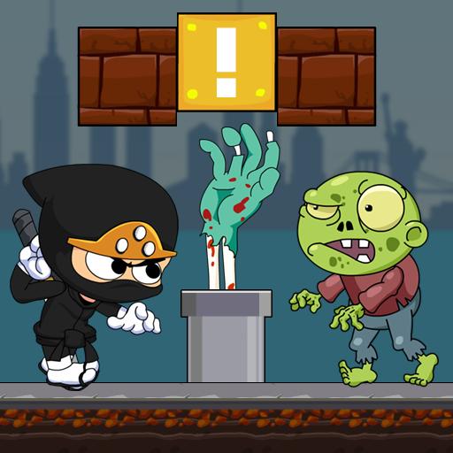 Ninja vs. Zombies (Sonic Vs. Mario-spiele)
