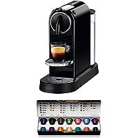 De'Longhi Nespresso Citiz EN167.B Kapselmaschine, Hochdruckpumpe und ideale Wärmeregelung ohne Aeroccino…