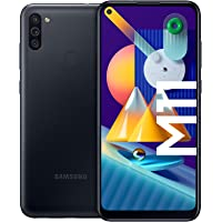 Samsung Galaxy M11 Android Smartphone ohne Vertrag, Triple-Kamera, 6,4 Zoll HD+ Infinity-O Display, großer 5.000 mAh…