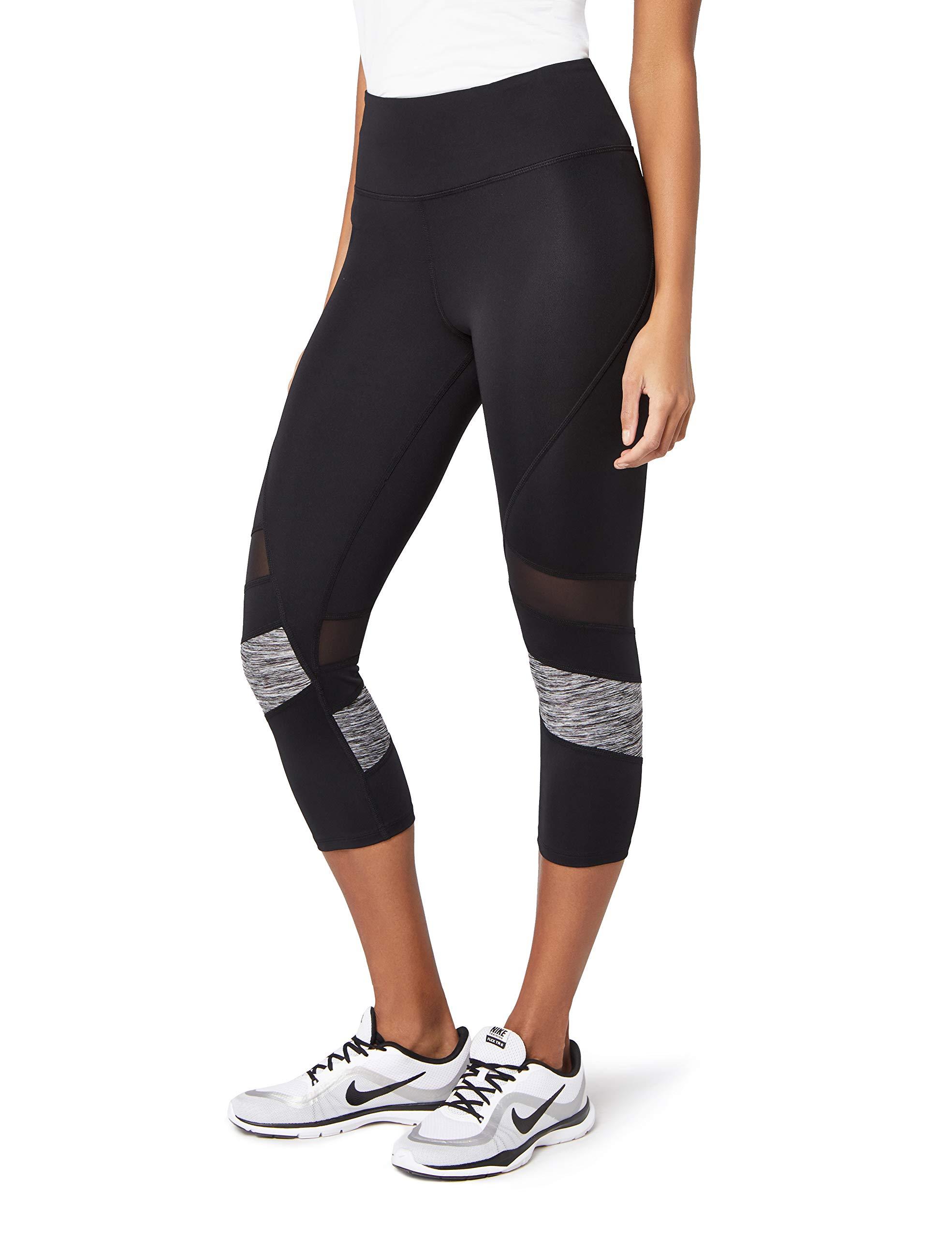 AURIQUE Leggings Sportivi Donna Marchio