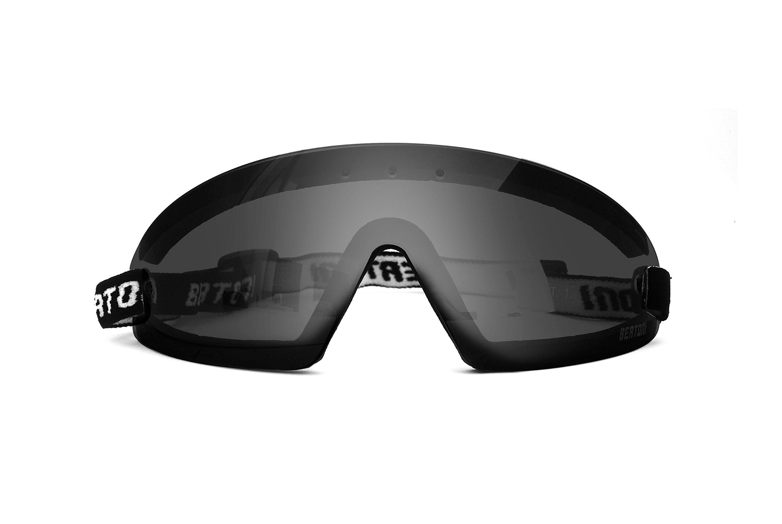 Masque lunettes moto Bertoni AF79 2