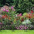 Beetzaun Le Jardin, 5er-Set von Gärtner Pötschke auf Du und dein Garten