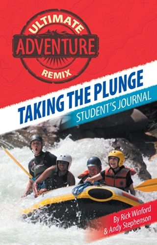 Taking the Plunge: Student's Journal (The Ultimate Adventure Remix) (English Edition)
