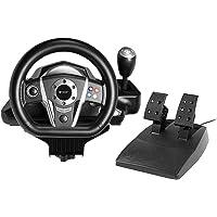 Tracer Viper TRAJOY45756 volant contrôleur de jeu PS3/PS2/PC/(X-INPUT/D-INPUT)