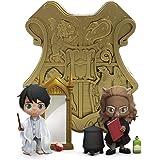 Famosa - Cápsulas Mágicas Harry Potter Serie 2, regalo capsula misteriosa con un muñeco y accesorios; personajes escenas pelí