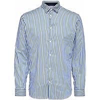 SELECTED HOMME Slhslimflex-Park Shirt LS B Noos Camicia Uomo