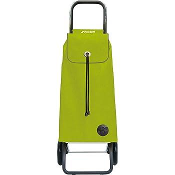 Rolser Einkaufsroller RG/I-MAX, IMX001, 41 x 32,5 x 104 cm, 43 Liter, 50 kg Tragkraft, Lima