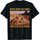 Star Wars Droid Friends Meme T-Shirt