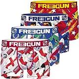 FREEGUN Pantalones (Pack de 4) para Niños