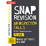 An Inspector Calls: AQA GCSE 9-1 English Literature Text Guide: Ideal for home learning, 2021 assessments and 2022 exams…