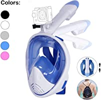 Unigear Maschera Subacquea, Maschera da Snorkeling per Adulti e Bambini